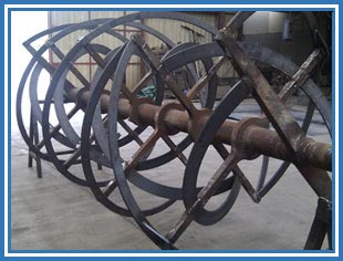 Bespoke Industrial Auger Manufacture