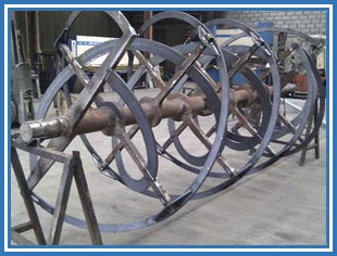 Augers for Industrial Use