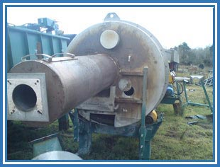 Used Dryer at Rotospiral